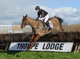 Lucinda Tocehurst and WEST CORK FLASH