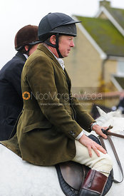 Andrew Collie - The Cottesmore Hunt at Tilton on the Hill, 9-11-13