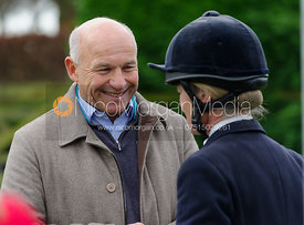 James Mossman, Juliet Cursham at the meet - The Quorn Hunt at Markham House 21/12
