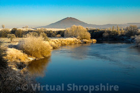 River Severn and The Wrekin