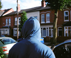 Hoodie, Handsworth - Multistory Commission