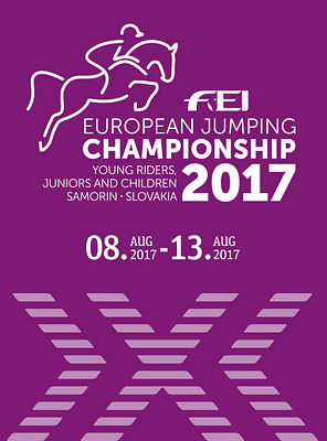 2017_FEI European Jumping Championship for Yr Jr Ch photos