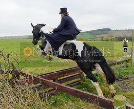 Emma Brown - Quorn Hunt Opening Meet 2016