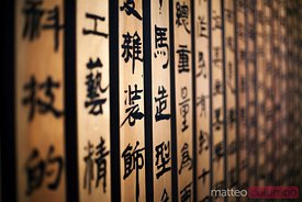 Ancient chinese writings