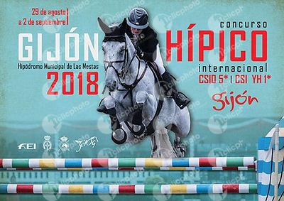 2018_CSIO5* Gijon Nations Cup photos