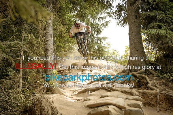 Saturday August 11th Angry Pirate (photog 1) bike park photos