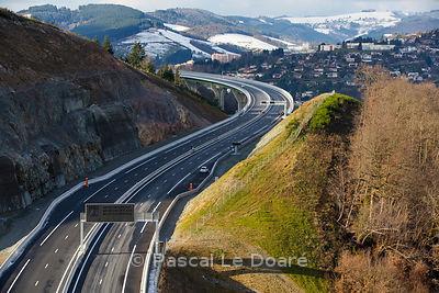 A89 autoroute #