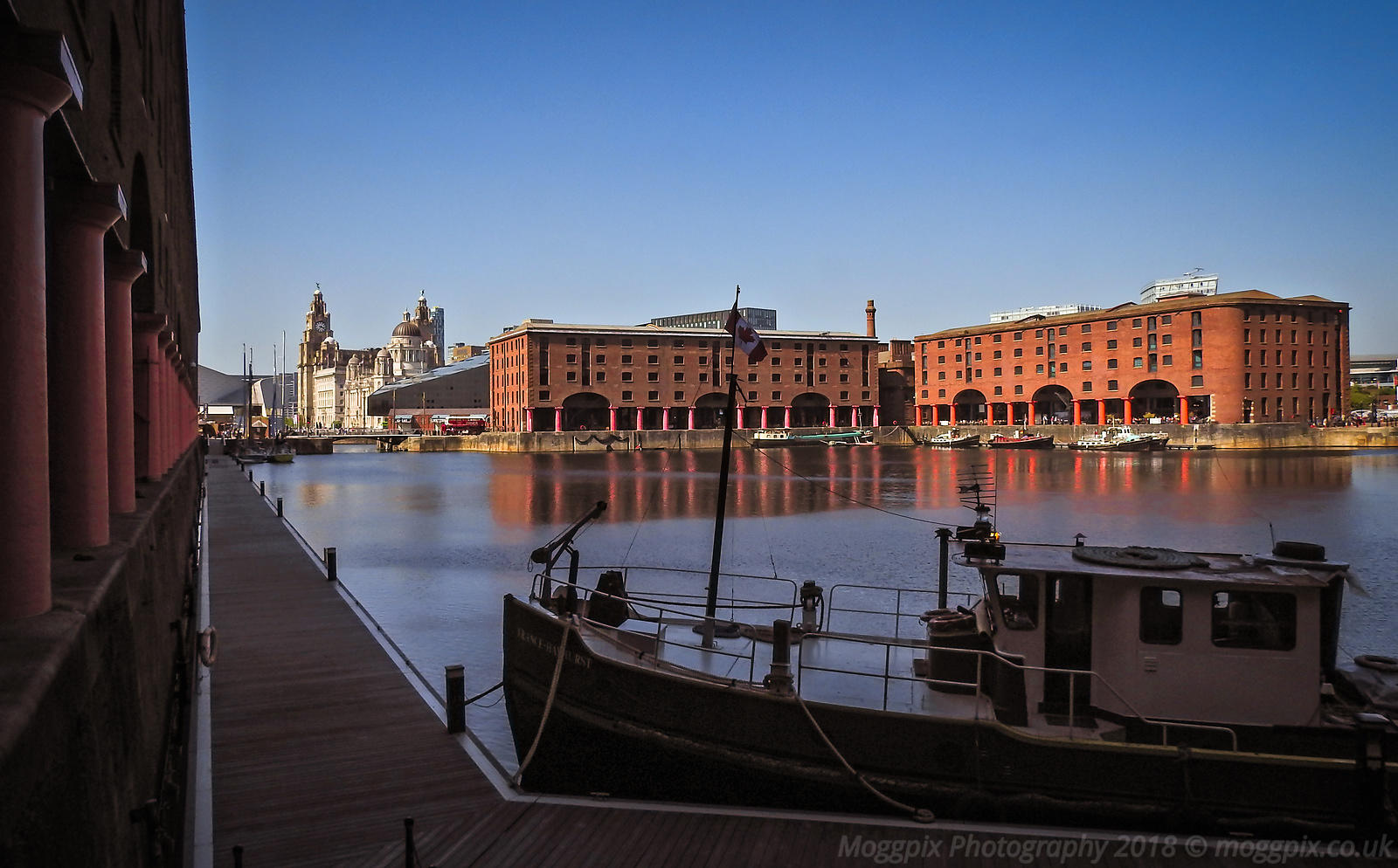 The Modern History of Liverpool