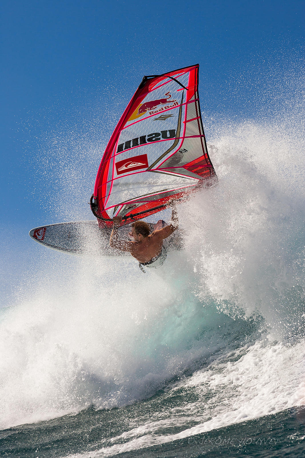 Robby Naish, the King