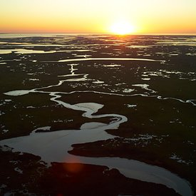 Mississippi River Flyway aerials