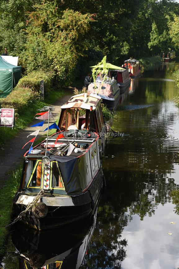 The Maesbury Canal Fayre