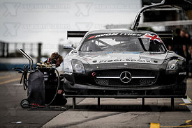 22 David Jones / Godfrey Jones Preci Spark Mercedes AMG SLS GT3