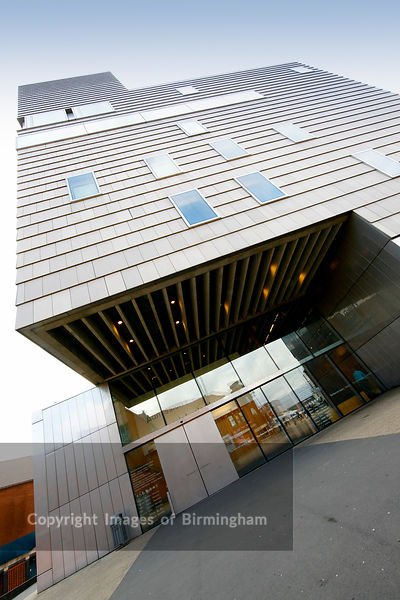The New Walsall Art Gallery, Walsall, West Midlands.
