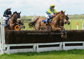 Sophie Walker (KEEP ON TRACK) - The Quorn at Garthorpe