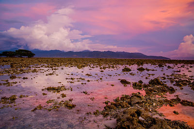 Gili Islands, Sunset, Lombok, Indonesia