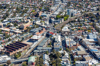 Newtown Station Area