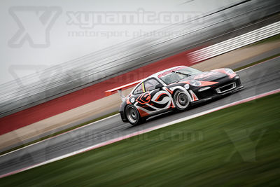 Porsche Carrera Cup Test Silverstone photos
