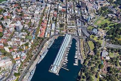 Woolloomooloo and Potts Point
