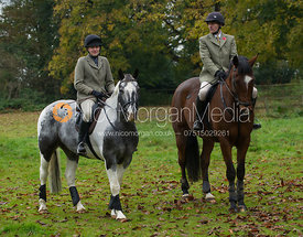 Rhianne Platts - The Cottesmore Hunt meet in Somerby 6/11