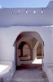 LIBYA: Ghadames - Old city