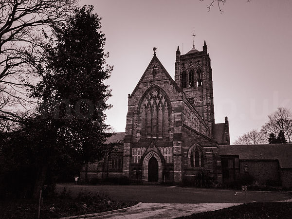 Mossley Hill Church
