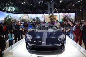 New York International Auto Show 2018