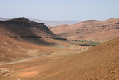 Valley in the High Atlas