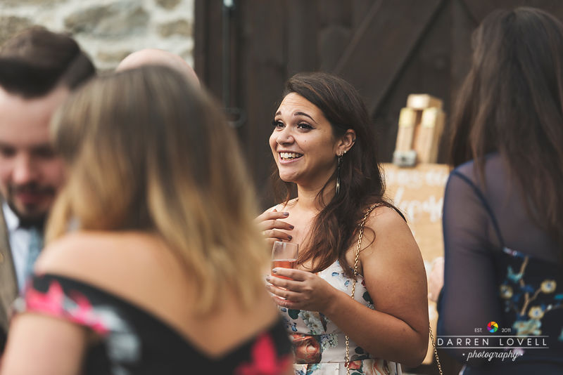 Carrieanne & Dan - Gorwell Barn Wedding