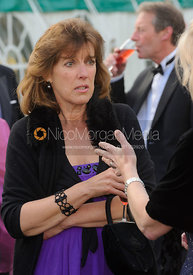 Emma Leeming - Cottesmore Hunt Farmers' Ball 2013, Burley House.