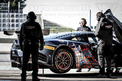 88 Leon Price / Jordan Groger / Robert Barff Von Ryan Racing McLaren MP4-12C