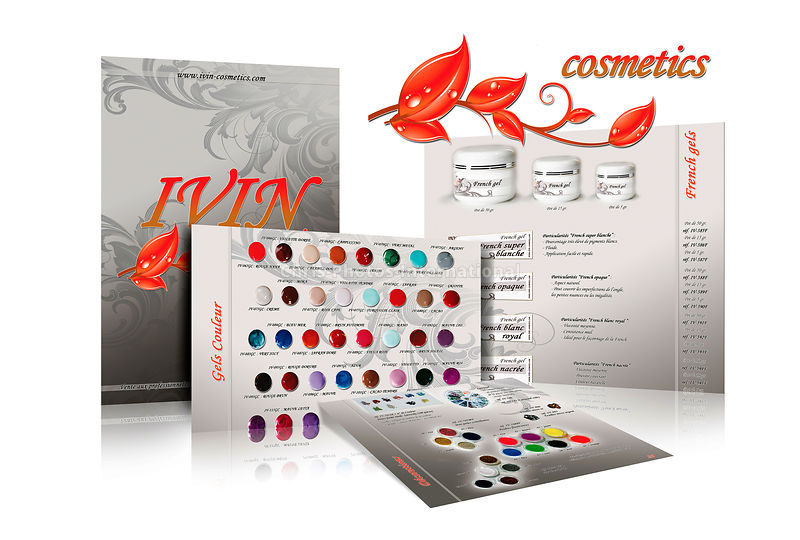 Commissionné - Ivin Cosmetics (France)