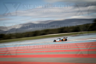 9 Nico Verdonck / Mike Wainwright Gulf Racing McLaren MP4-12C