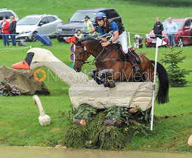 Astier Nicolas and MOLAKAI - Event Rider Masters CIC***