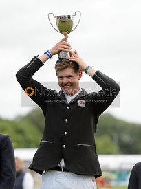 Will Furlong - Bramham International Horse Trials, June 2017
