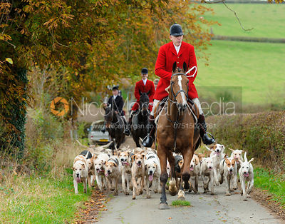 The Quorn Hunt Opening Meet 24/10 photos