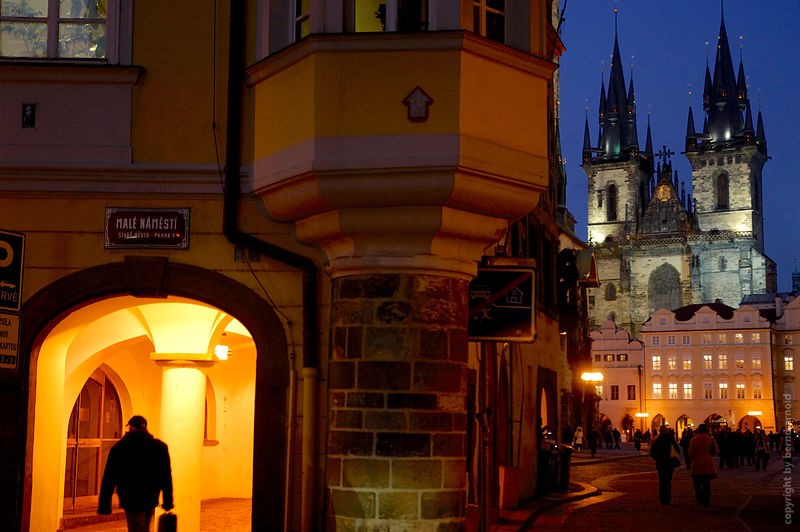 Dark City - Prague photos