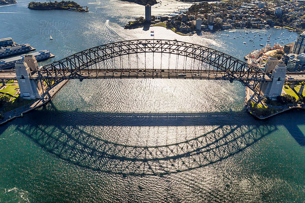 Harbour Bridge Shadow