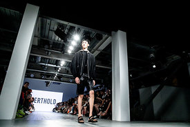 London Fashion Week Mens Sring Summer 2019 - Berthold