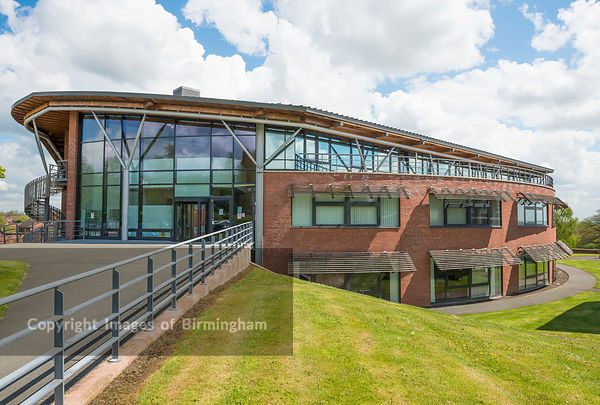 The e-Innovation Centre, University of Wolverhampton, Telford Campus at Prioslee, Telford, Shropshire