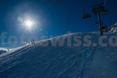 Ski Day Winter Season Start St.Moritz photos