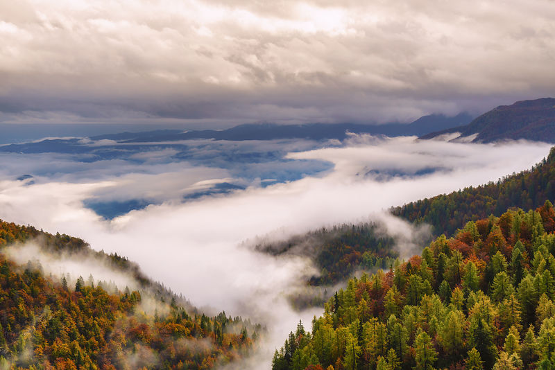 Slovenian Cloud Blanket
