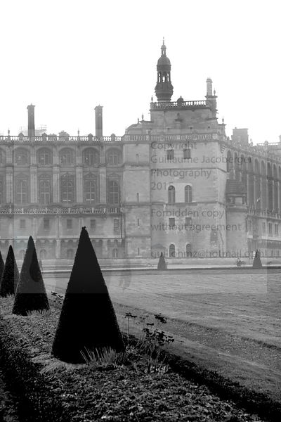 Saint-Germain-en-laye Castle Art Photographs