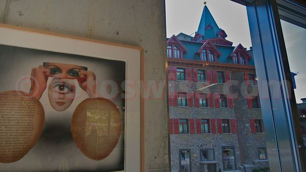 World Art Masters downtown Saint St. Moritz