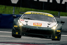 55 | European Le Mans Series | Red Bull Ring | SPIRIT OF RACE | Duncan Cameron | Matthew Griffin | Aaron Scott | Ferrari F488 GTE