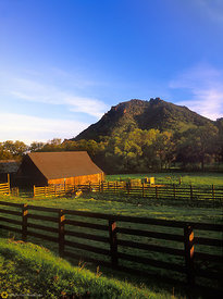 Barn - sutter Buttes