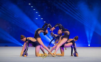 Swiss National Team Rhythmic Gymnastics