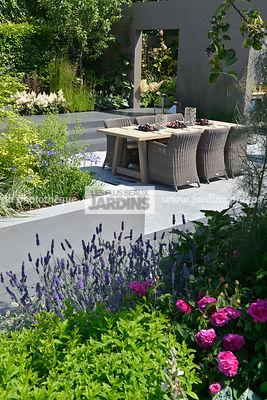la phototh que les plus beaux jardins jardins urbains. Black Bedroom Furniture Sets. Home Design Ideas