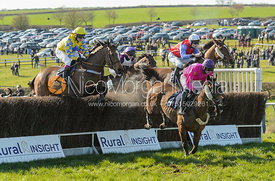 VIEW THE DANCE (Kara Gregory) - Race 5 Restricted - The Belvoir Point-to-point 2017