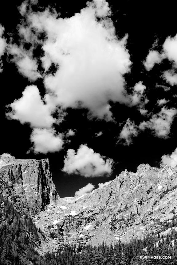 Photo print of hallet peak from dream lake rocky mountain for Buy fine art photography