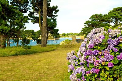 Brehat island - Brittany